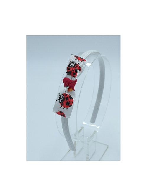 Ladybird Headband