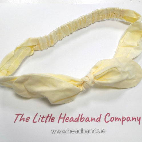 Child's Cotton Headband