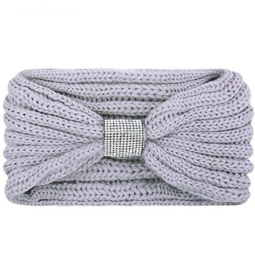 Silver sparkle Headwrap