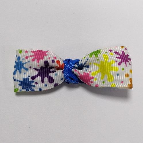 Paint Splash Bow