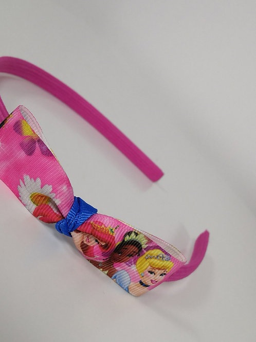 Ariel, Tiana & Cinderella Princess's Headband