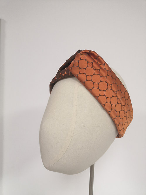 Orange Twist Headband - limited edition
