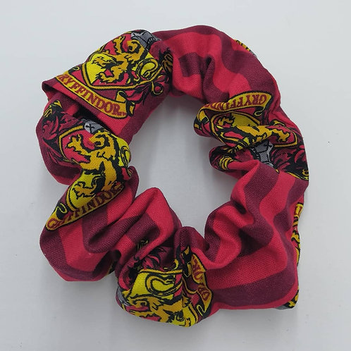 Harry Potter Gryffindor scrunchie