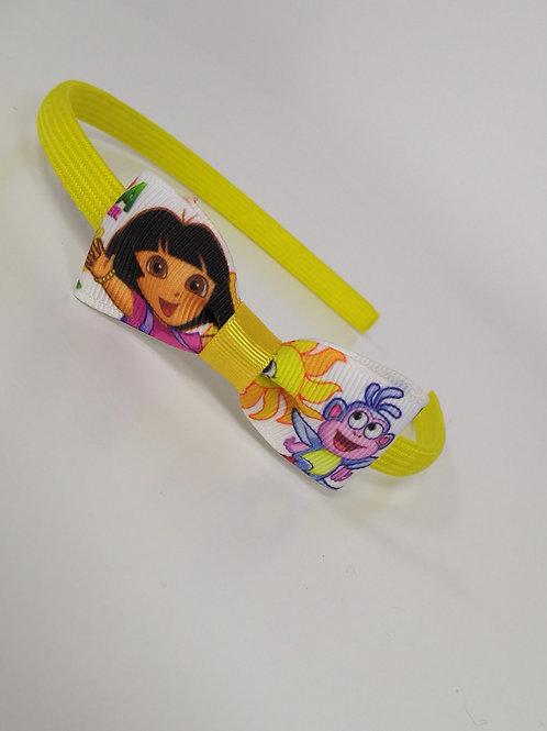 Dora & Boots Headband