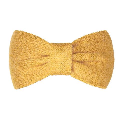 Yellow Bow Headwrap