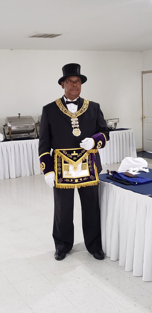 The Most Worshipful Prince Hall A.F. & A