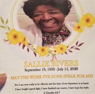 Sis Sally Rivers