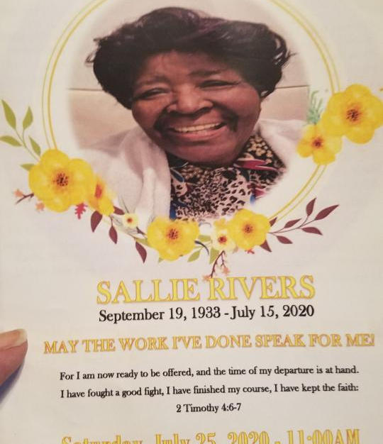 Sis Sally Rivers