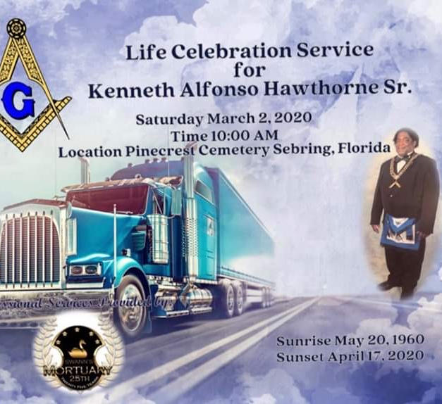 Kenneth Hawthorn Sr