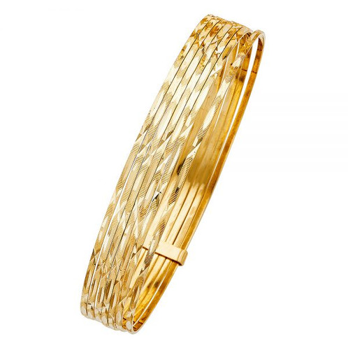 bangle bangles and d bracelet gold products flexible earrings diamond passport hoop cut to