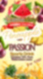 Game Day Pineapple Passion Label Front.j
