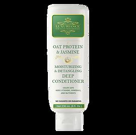 Oat Protein & Jasmine Moisturizing & Detangling Deep Conditioner