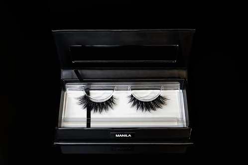 'MANILA' Silk Strip Lash
