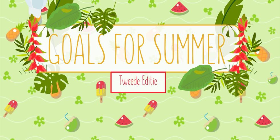 Goals for Summer   Tweede Editie