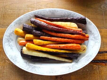 Recipe: Roasted Carrots
