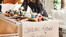 Boards & Bevies - Holiday Entertaining with Stonewall Kitchen