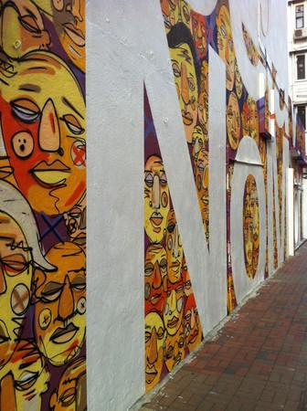 Delay no more mural G.O.D sai kung by Alex Croft.jpg