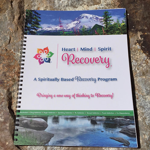HMS Recovery Program Book (PDF - Emailed Upon Purchase)