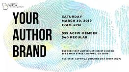 Author Branding Workshop