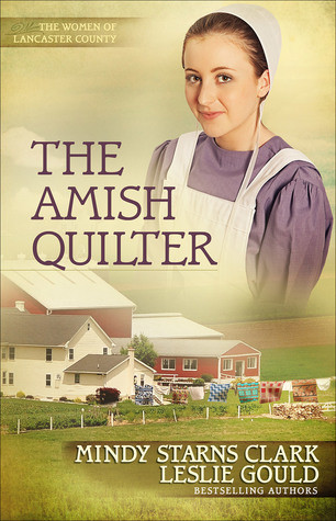 The Amish Quilter Cover
