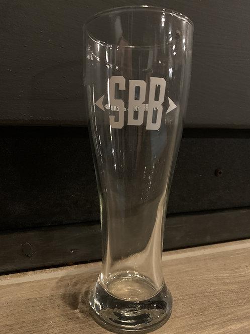 SBB Pilsner Glass