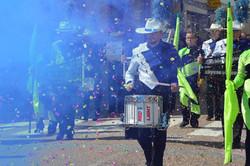 Red Light Percussion & Colorguard