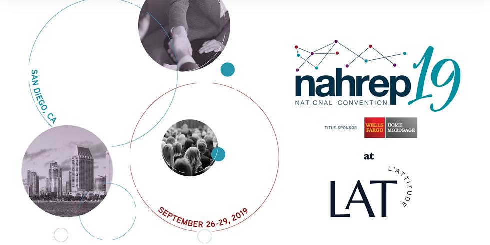 NAHREP - National Convention at L'ATTITUDE