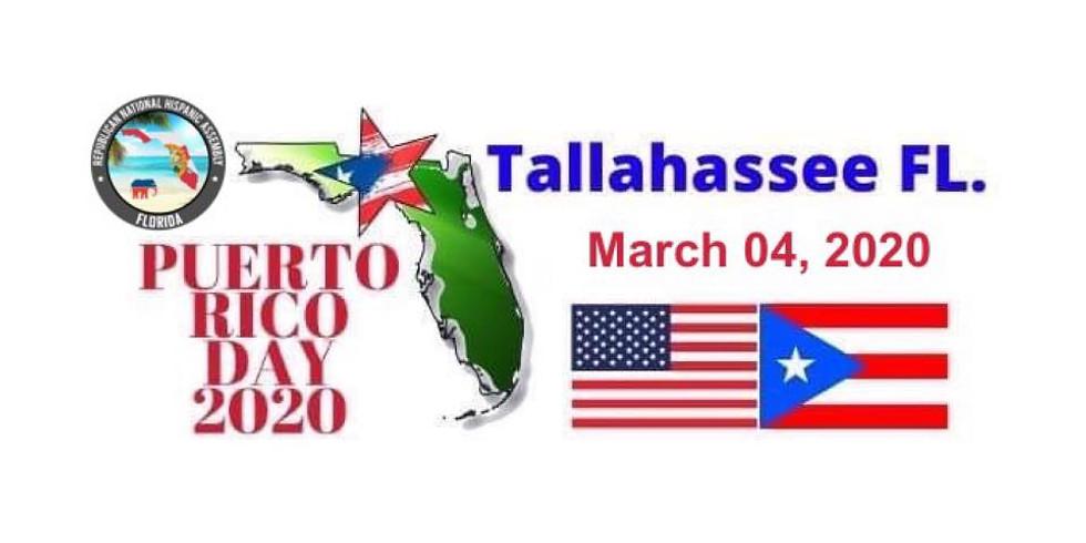 Puerto Rico Day at the Florida Capital 2020