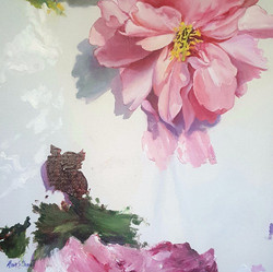 Painting (verb)