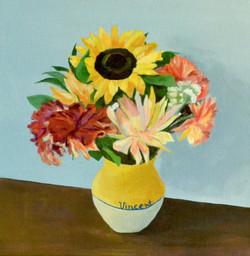 Van Gough's Vase