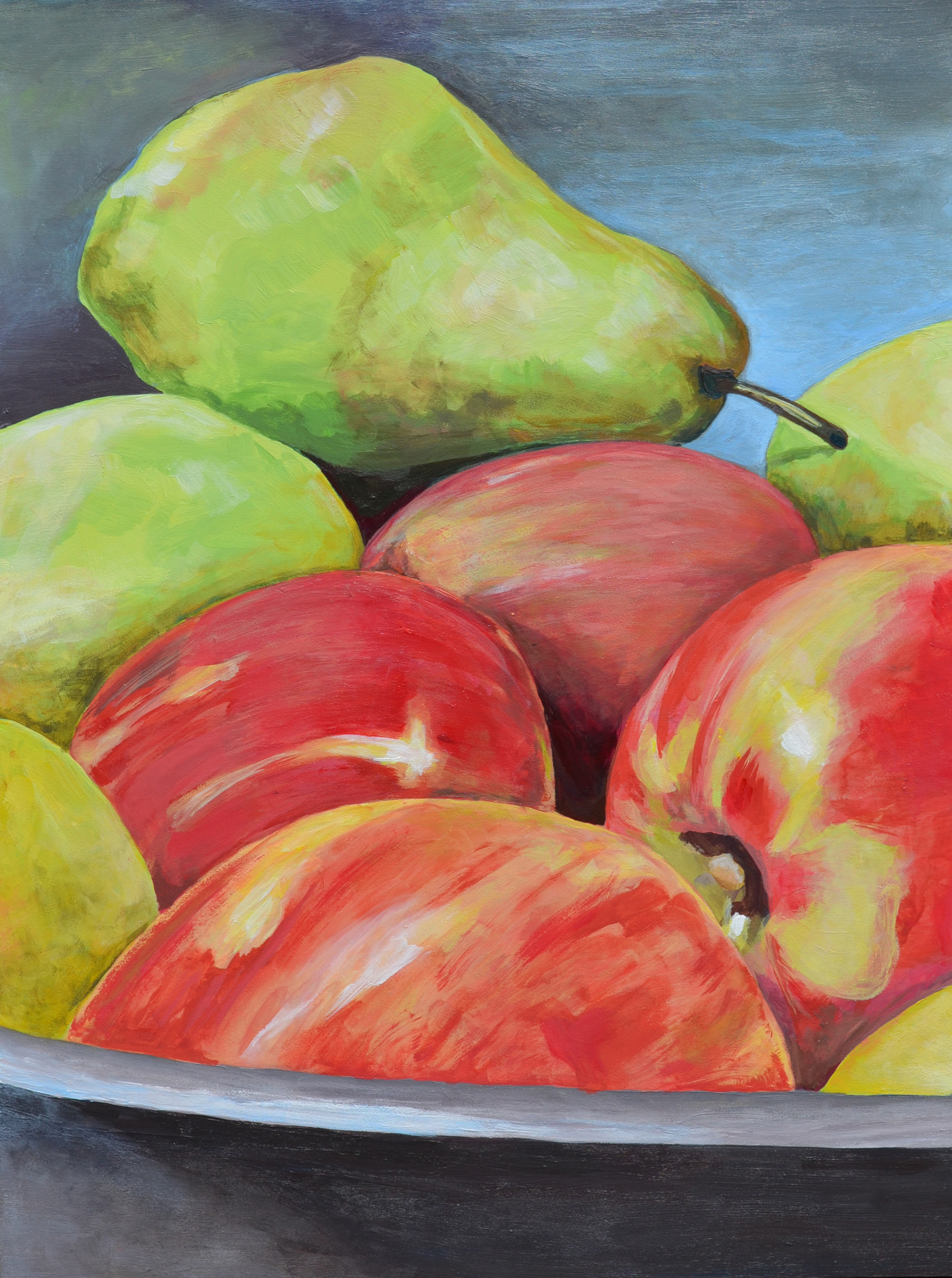 Apples & Pears, Evening