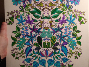 Life Lessons from Coloring