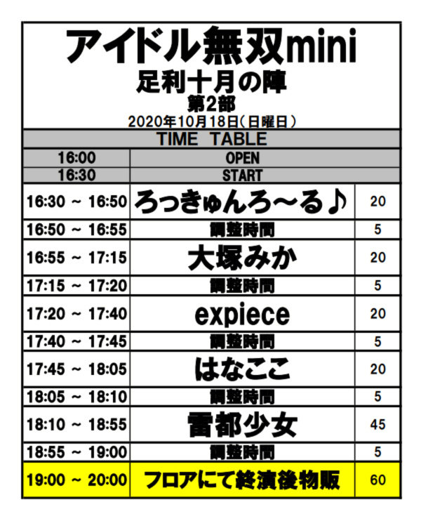 アイドル無双mini足利10月の陣2部.jpg