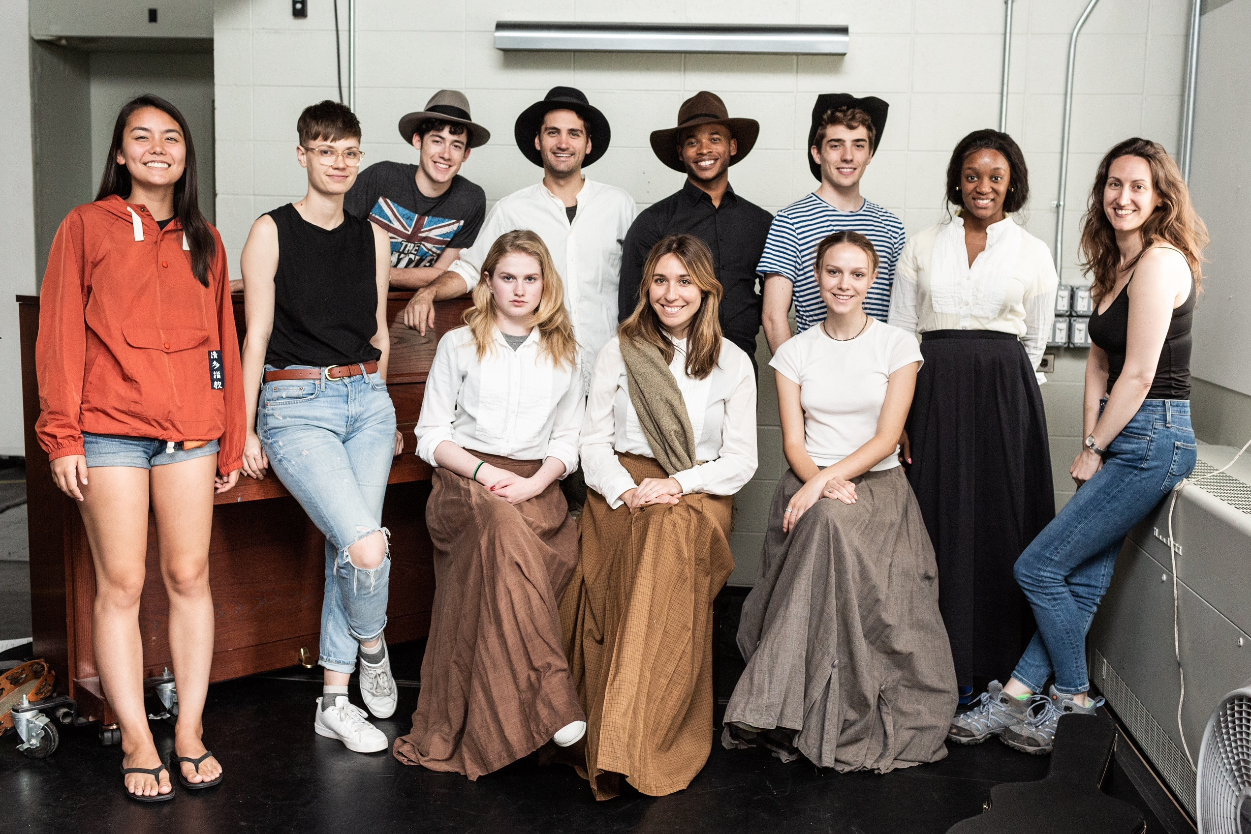 Outlaw: Cast and Creatives