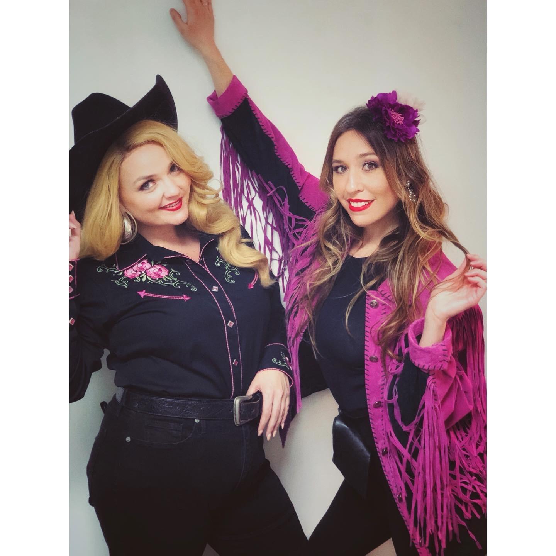 Linda and Dolly