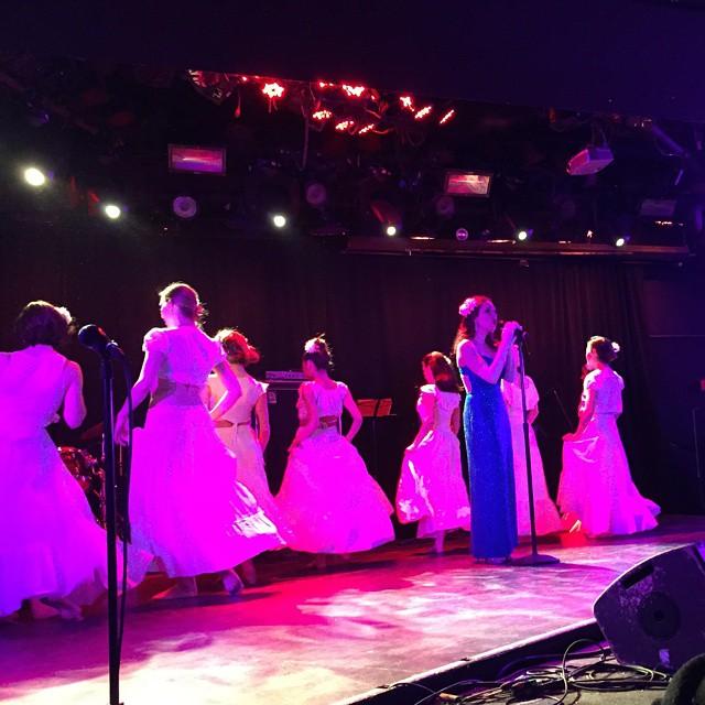 Eliana Gonzalez and The Love Show