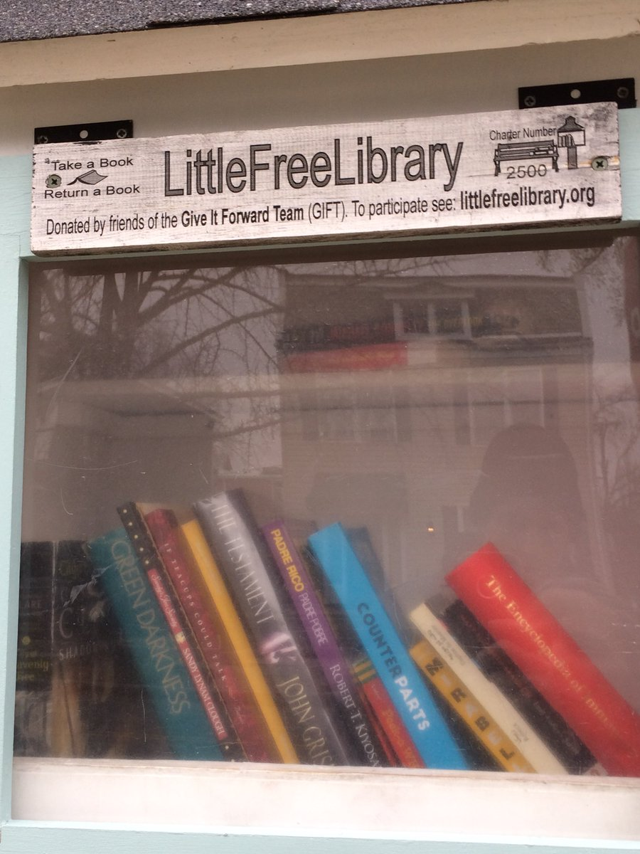 Little Free Library RVA