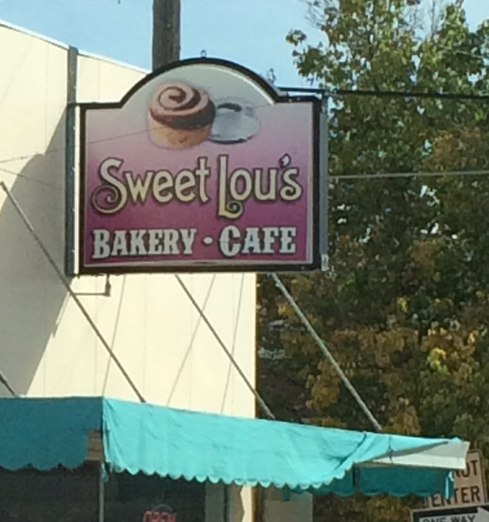 Coffee at Sweet Lou's