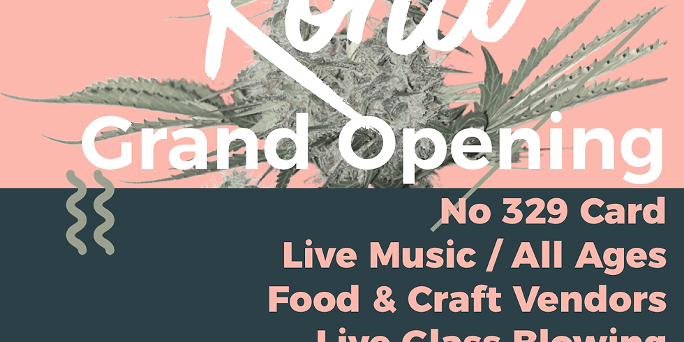 """Kona GRAND OPENING on """"808"""" August 8th, 2019"""