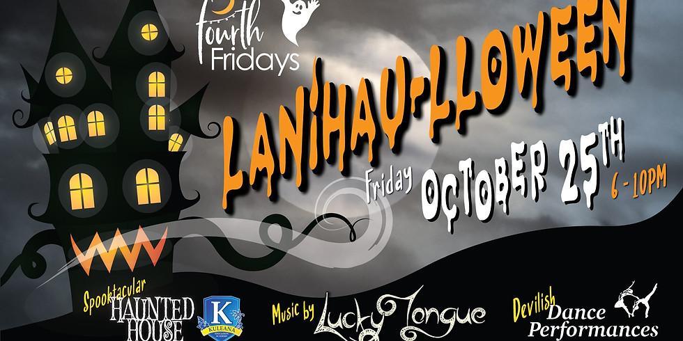 4th Friday at Lanihai Center