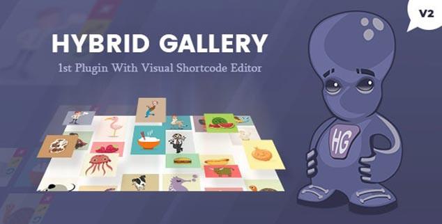 Hybrid Gallery - WordPress Galeri Ekleme Eklentisi