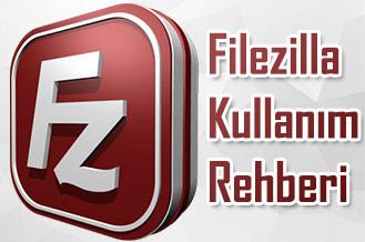 FileZilla ile FTP Kullanımı