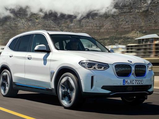 BMW iX3, Türkiye'de Ön Siparişe Açıldı