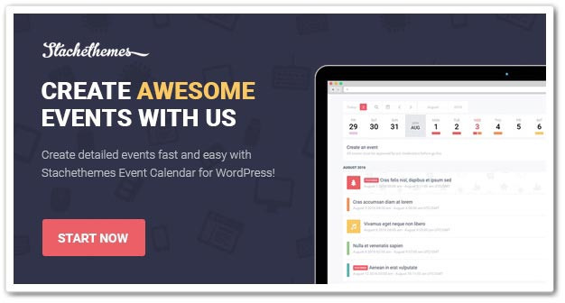Wordpress Etkinlik Eklentisi - WordPress Etkinlik Eklentileri
