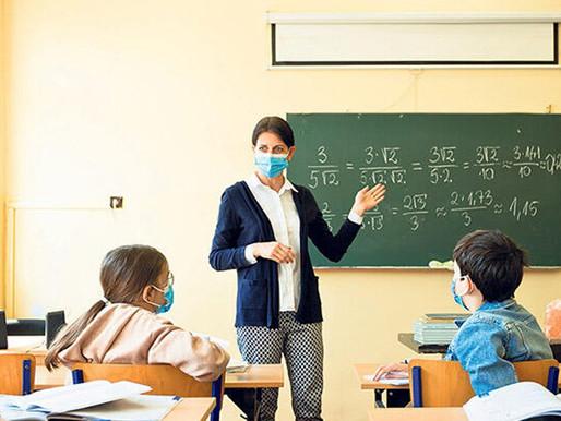 Milli Eğitim Bakanı Ziya Selçuk, Yüz Yüze Eğitimle İlgili Açıklama Yaptı