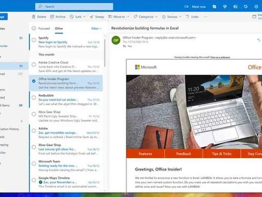 Microsoft'un Outlook'u Evrensel Hale Getirecek Yeni Projesi: Monarch