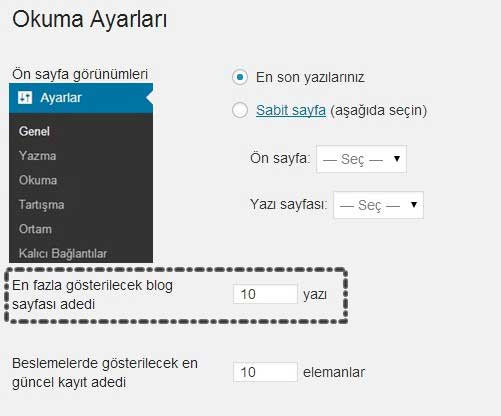 okuma-ayarlari-wordpress