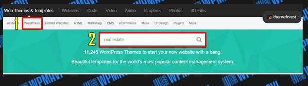 Wordpress Tema Nedir - WP Temaları Ne İşe Yarar - Themeforest