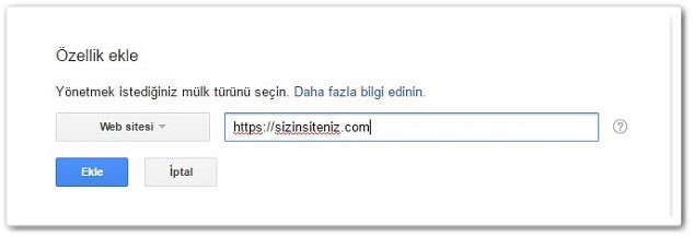Wordpress SSL Kurulumu - Https Uzantısını Search Console'a Kayıt Etmek