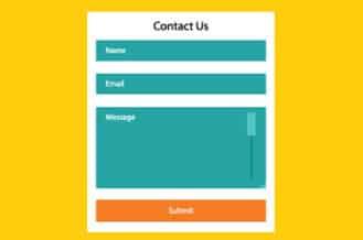 Wordpress İletişim Formu Ekleme